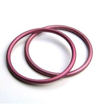 Didymos Didymos Slingringe Paar - pink 75 mm