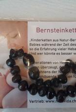 Bernsteinarmband - Barock Cherry
