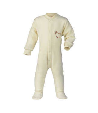 Engel Natur Engel - Einteiliger Schlafanzug/Pyjama mit Fuß