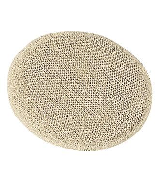 Engel Natur Engel - coussinets d'allaitement, 2 plis - 1 pli 100% laine biologique / 1 pli 100% soie, tricot gauche / gauche, 2 paires