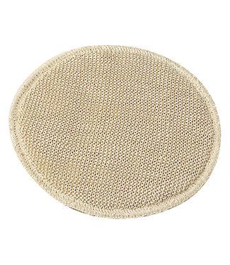Engel Natur Engel - coussinets d'allaitement, 3 plis - extérieur 100% soie intérieur 100% laine (bio)