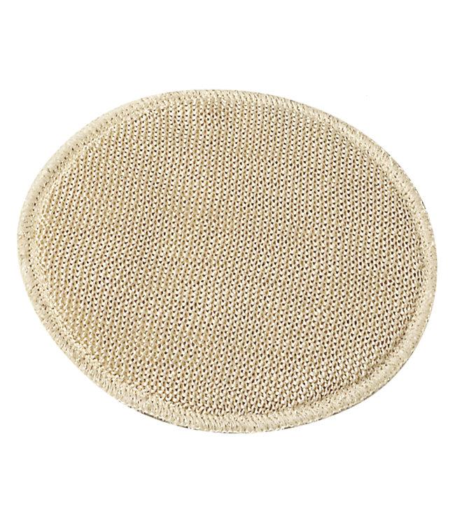 Engel Natur Coussinets d'allaitement, 3 plis - extérieur 100% soie intérieur 100% laine (bio)