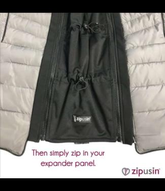 Zip Us In Zip Us In veste insert UNIVERSAL - extension de veste panneau de transport universel