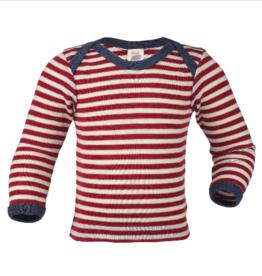Engel Engel Baby-Schupfhemd Wolle - 100% Schurwolle