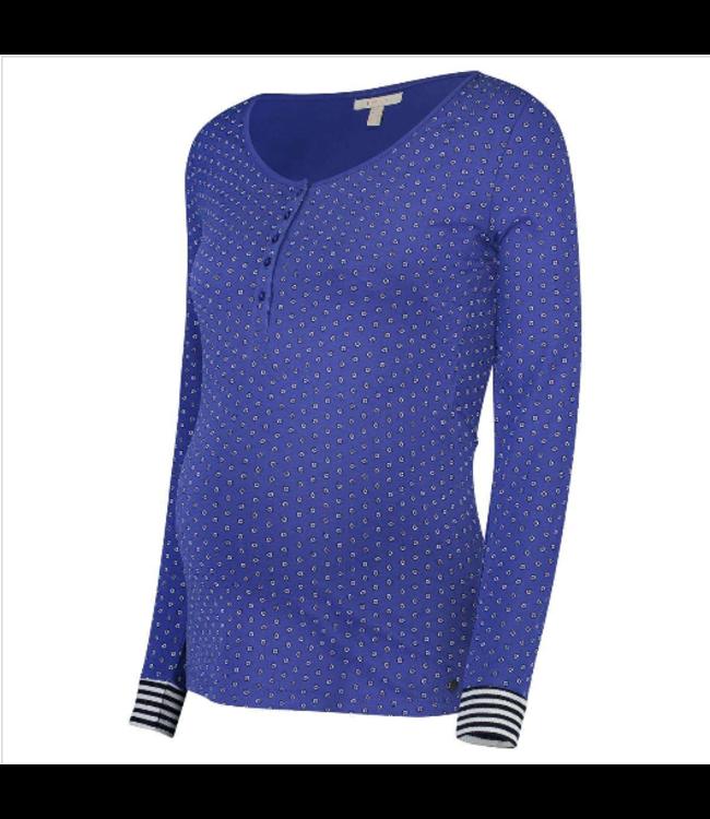 ESPRIT Esprit - Haut de pyjama avec fonction d'allaitement - bio