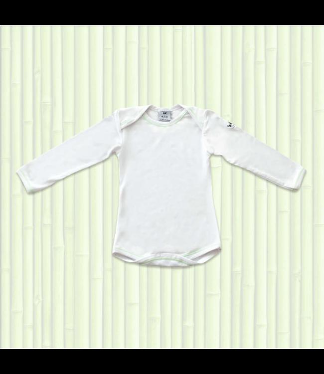 Pandoolino Pandoolino - Bamboo Body - Bamboo Viscose - manches longues - blanc