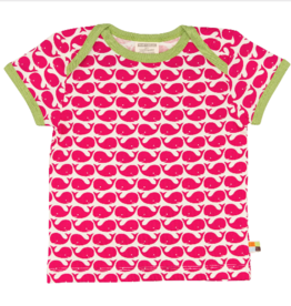 Loud and Proud Wal T-Shirt - GOTS zertifiziert