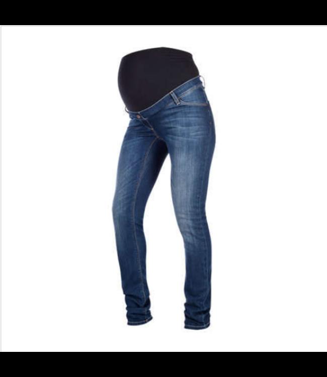 "love2wait Jeans Sophia - stone wash -  30"""