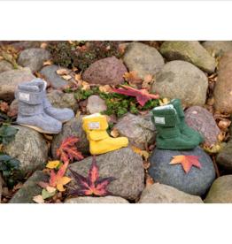 Pick a Pooh Stiefel (Puschen) Walk - honiggelb - Bio