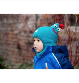Pick a Pooh - Max Wollfleece - türkis - Bio