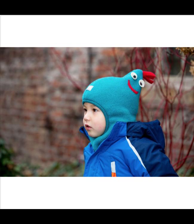 Pick a Pooh Pick a Pooh - Max Wollfleece - türkis - Bio
