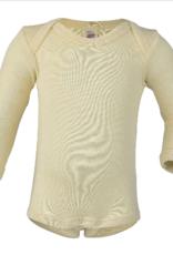 Engel Engel - Baby-Body langarm, Feinripp - ohne Knöpfe - verschiedene Farben