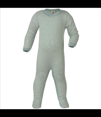 Engel Natur Engel Natur Schlafoverall/Pyjama- Wolle/Seide - mit Füssen
