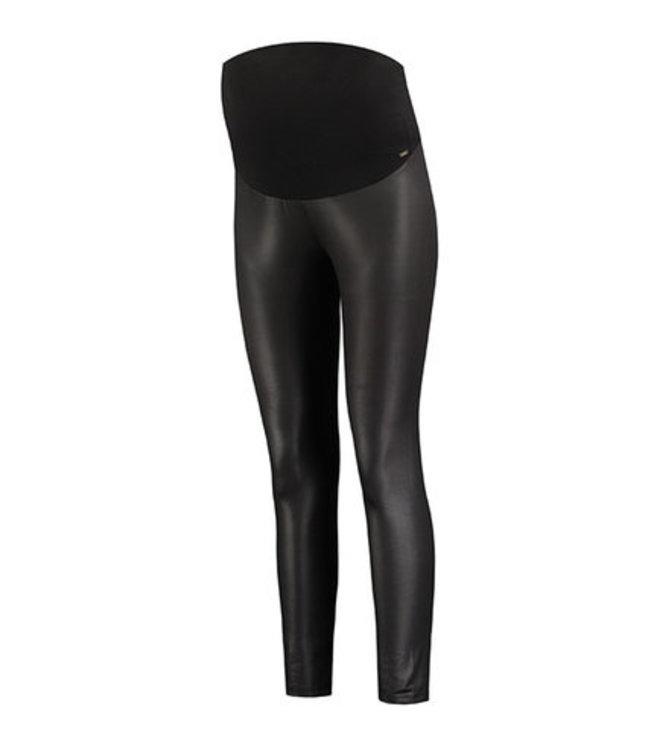 love2wait Love2wait - leggings brillants - noir