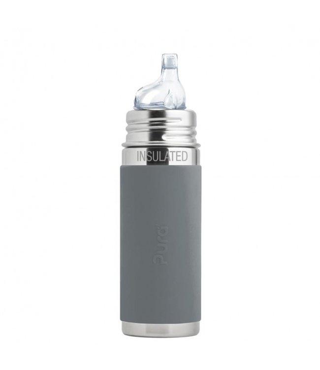 PURA PURA Trinklern Isolierflasche - 260 ml