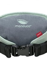 Manduca Manduca - Tragehilfe - Twist anthracite-black