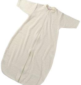 Engel Natur Engel Natur - Baby-Schlafsack langarm mit Reißverschluss, Frottee