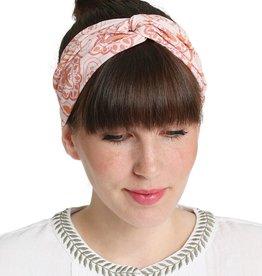love2wait Mara Mea - Haarband mehndi love in rosa
