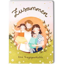 """Limas Limas -  """"LIMAS Bilderbuch - """"Zusammen – Eine Tragegeschichte"""""""