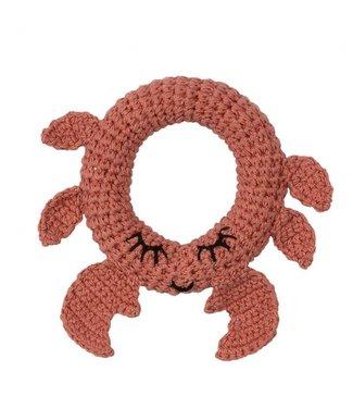 Hoppa Babyspielzeug - Hoppa Rassel Crab