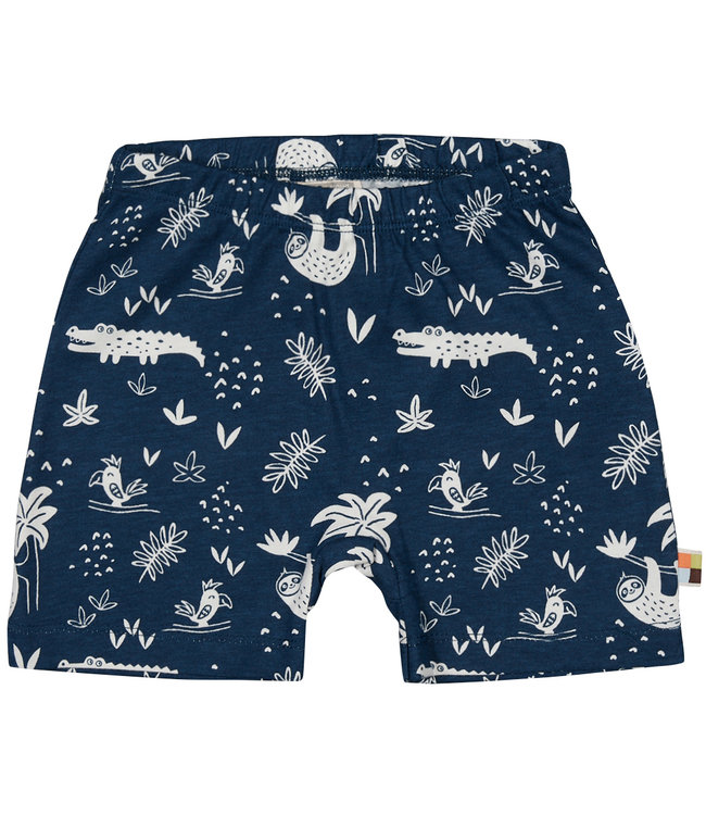 Loud and Proud Loud and Proud - Short Print - Crocodile and Sloth - marine