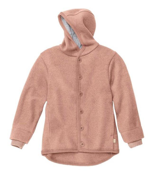 Disana Disana - veste en laine - rosé