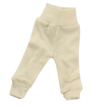 Engel Natur Engel Natur - bébé prématuré - pantalon long avec ceinture nombril, fines côtes