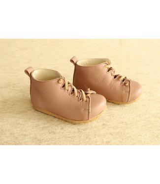 Pregnidos Pregnidos - chaussure en cuir - Flow Closed Kids - rose foncé