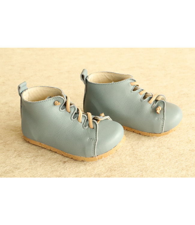 Pregnidos Pregnidos - chaussure en cuir - Flow Closed Kids - bleu