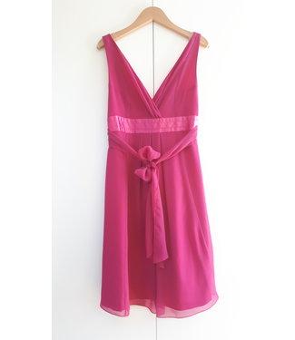 Que Sera Que Sera - Robe de grossesse - Silvie - framboise