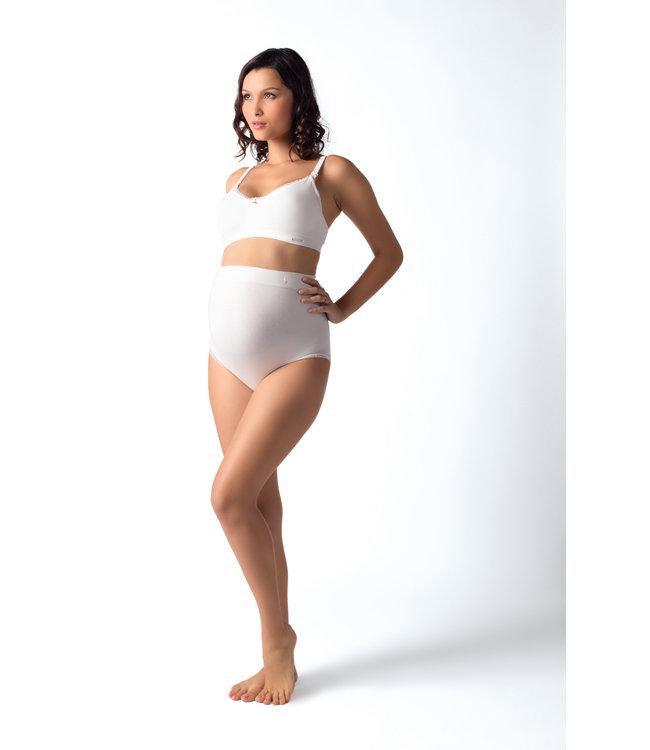 Cache Coeur Cache Coeur - Slip de grossesse - Signature bio - sans coutures - naturel