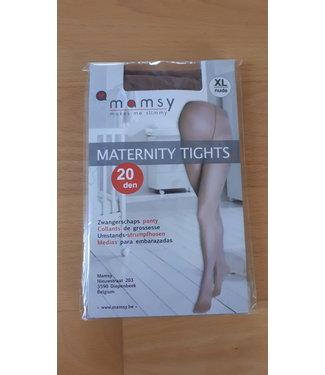 Mamsy Mamsy - Umstandsstrumpfhose 20 DEN - nude