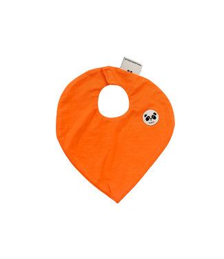 Pandoolino Pandoolino - Bavoir - Bambou Viscose - Rond - Orange