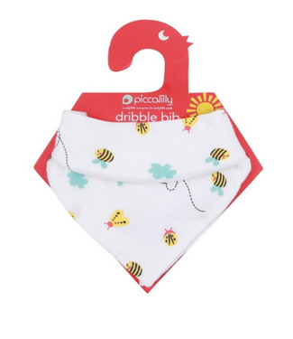 piccalilly piccalilly - Bavoir/bandana - Little Wings