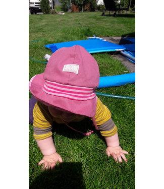 Pick a Pooh Pick a Pooh - chapeau de soleil - Pompiers - rosé - UV 40