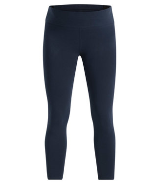 ESPRIT Esprit - Legging de maternité 7/8 - avec coton bio - bleu nuit