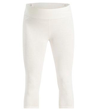 ESPRIT Esprit - Legging capri de maternité- avec coton bio - blanc