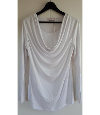 bellybutton bellybutton - chemise d'allaitement - blanc