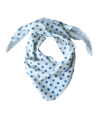 Alkena Alkena - serviette bébé / foulard triangulaire - soie bourette - couleurs diverses