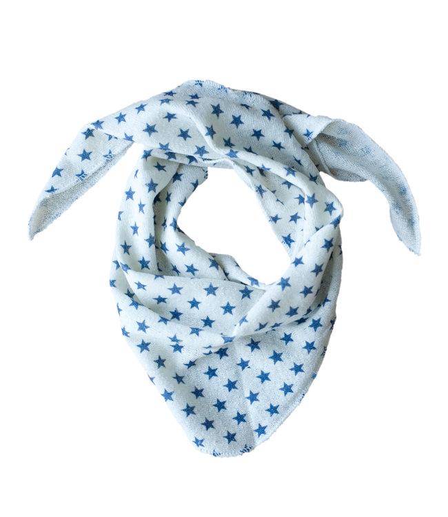 Alkena Alkena - foulard en soie / foulard triangulaire - soie bourette - couleurs variées