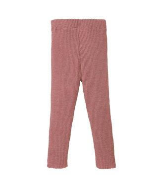 Disana legging en maille disana - rosé
