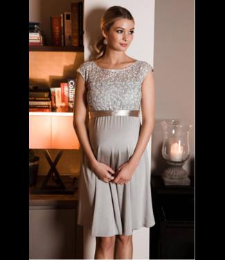 Tiffany Rose Tiffany Rose - Kleid Mia -  kurz - silver