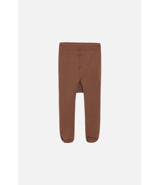 Hust and Claire Hust and Claire - Foxie Tights - Strumpfhosen Stretch - Wolle / Bambusviscose - cognac