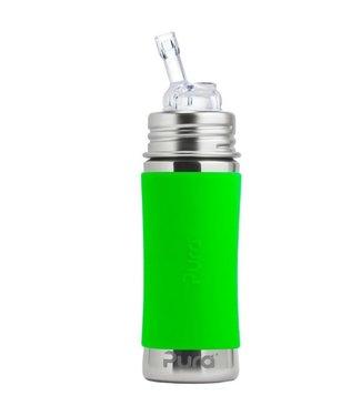 PURA PURA Trinkhalmflasche 325 ml