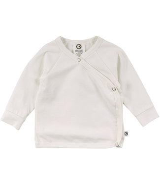 Müsli Muesli Denmark - chemise portefeuille manches longues - crème