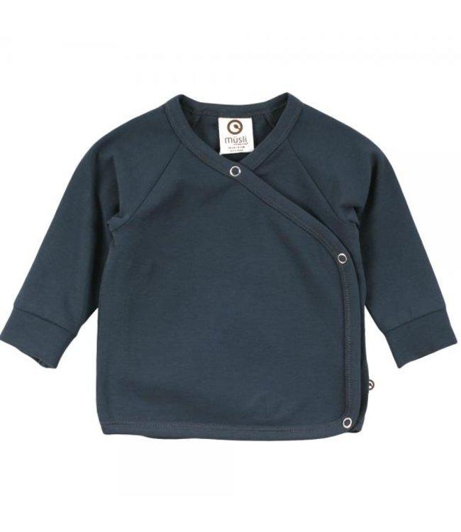 Müsli Muesli Denmark - chemise portefeuille manches longues - minuit