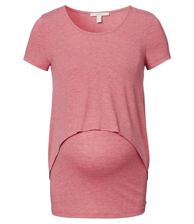 ESPRIT Still- und Umstandsshirt - rose scent