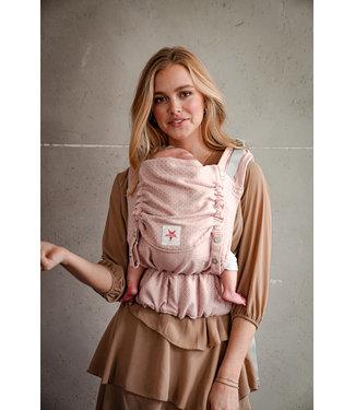 Kokadi Tragehilfe - Babytrage - Flip - Heart2Heart rosé - Babysize