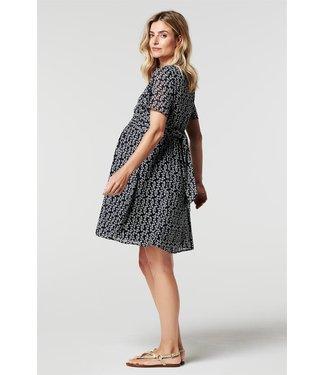 Noppies Robe d'allaitement - Robe de maternité - Robe Flora