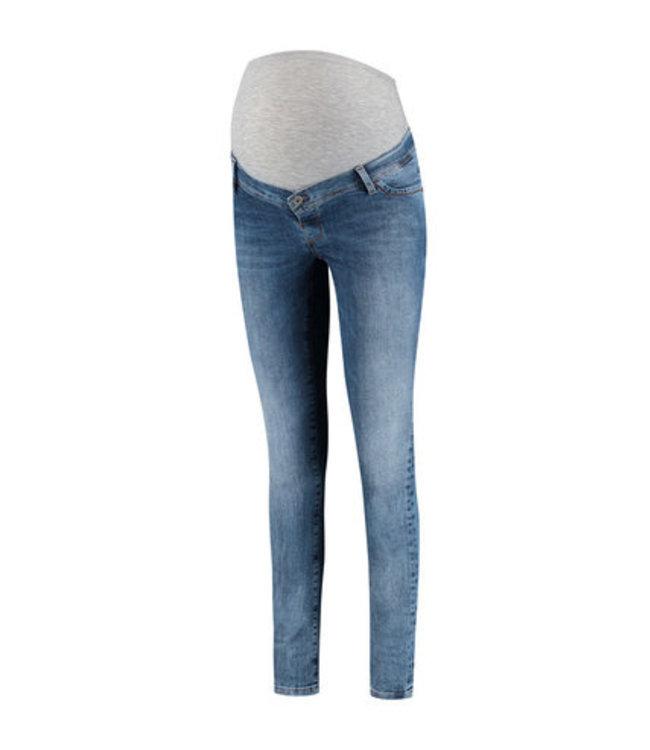"love2wait Jeans Super Skinny SUSTAINABLE 32""-Stone Wash"